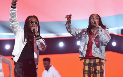 Felony drug charged issued after Migos' tour bus was searched