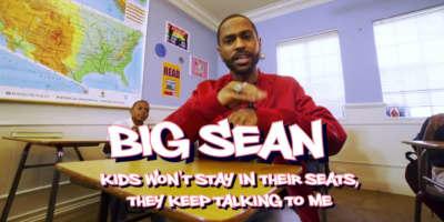 """Big Sean, Migos, And Lin-Manuel Miranda Appeared On Ellen To Perform """"Read It"""" Remix"""