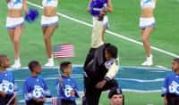 Here's Everyone Who Kneeled During The National Anthem