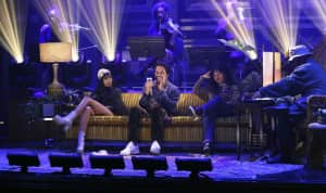 """Watch NxWorries Perform """"What More Can I Say?"""" On The Tonight Show"""