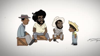 The Roots sang a Schoolhouse Rock-inspired jingle for the season premiere of black-ish