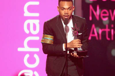 Watch Chance The Rapper's Powerful Acceptance Speech For The BET Humanitarian Award