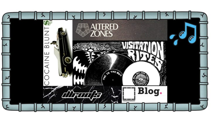 Confessions Of An MP3 Blogger