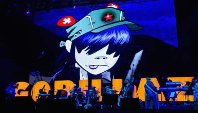 Gorillaz reveal 2018 Demon Dayz Festival lineup
