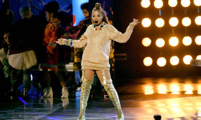 """Janet Jackson at BBMAs: """"Women have made it clear we will no longer be controlled, manipulated, or abused"""""""