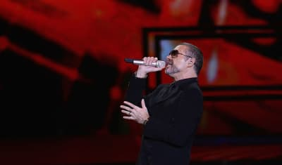 George Michael's Boyfriend Fadi Fawaz Pays Tribute To The Late Singer