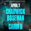 Chadwick Boseman and Cardi B are coming to SNL
