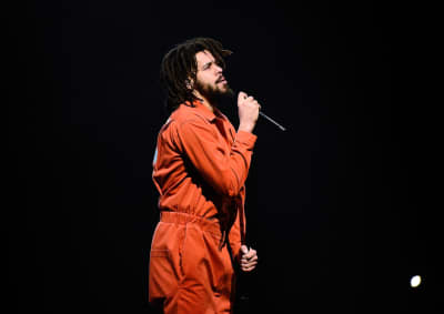 J. Cole's KOD is the number one album in the country
