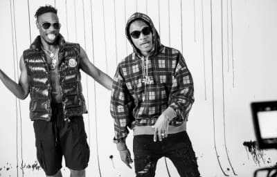 Watch the video for L.A.X and Wizkid's smooth new collaboration