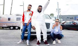 "Konshens's new video for ""Big Belly"" is all about the money"