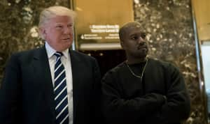 "Kanye West to Ebro: ""I love Donald Trump"""