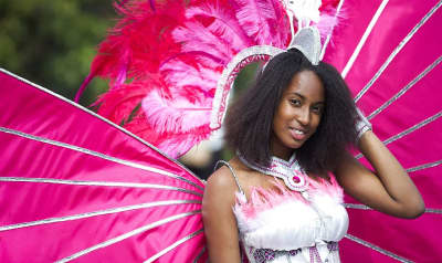 How One U.K. DJ Is Bringing The Magic Of Carnival To Glastonbury