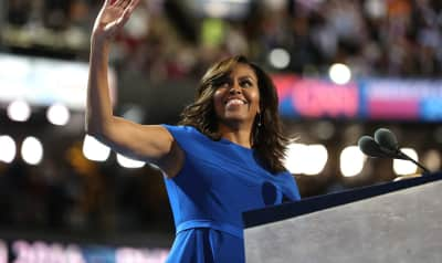 Watch Michelle Obama Deliver Her Final Speech As First Lady