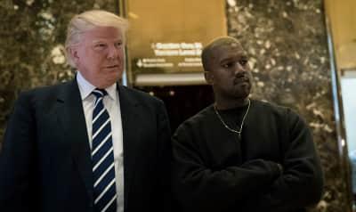 "Kanye West to Ebro: ""I love Donald Trump"""