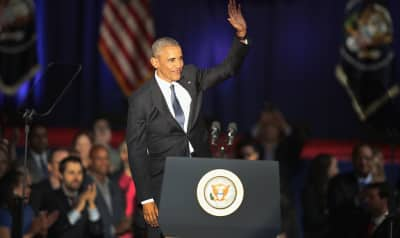 "President Obama: ""I'm Asking You To Believe—Not In My Ability To Create Change, But In Yours"""