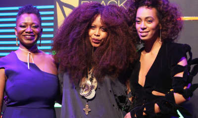Watch Solange Pay Homage To Erykah Badu At Essence's Black Women In Music Event