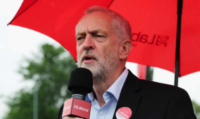 Jeremy Corbyn Backs Calls For British Prime Minister To Resign Following London Attack