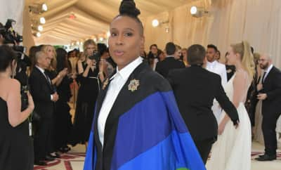 "Lena Waithe on Hollywood: ""We deserve a seat at that table."""