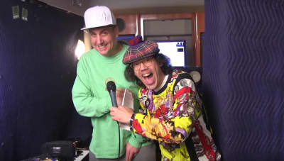 Watch Mike Dean's Nardwuar Interview