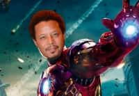 "Terrence Howard responds to the ""Mayne"" meme"