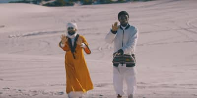 """Yasiin Bey Emerges Triumphant In A Tribe Called Red's """"R.E.D."""" Video"""