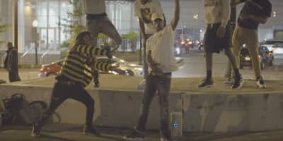 "SheLovesMeechie Dances With Rae Sremmurd In His Video For Lil Uzi Vert's ""Subzero"""