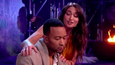 Watch John Legend's powerful performance in Jesus Christ Superstar