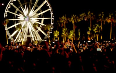 Report: A Man Allegedly Stole More Than 100 Phones At Coachella