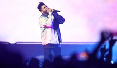 "Watch The Weeknd's Coachella docuseries ""Another You"""
