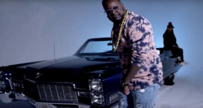 """Watch T-Pain """"Laugh N Dab"""" Through His New Video"""