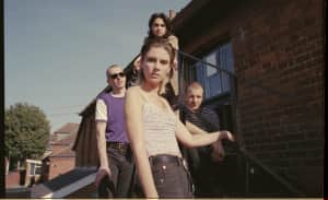 "Wolf Alice exorcise their demons in ""Sadboy"" music video"