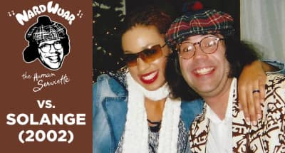 Watch Nardwuar Interviews With Solange And Destiny's Child From 2002