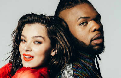"""MNEK and Hailee Steinfeld link up for new single """"Colour"""""""