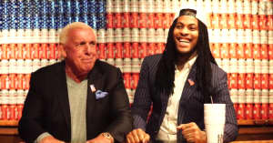 Watch Waka Flocka And Ric Flair Announce Their Presidential Campaign