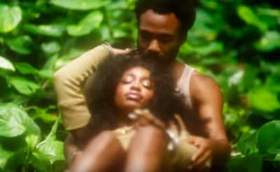 """Watch the video for SZA's """"Garden (Say It Like Dat),"""" featuring Donald Glover"""