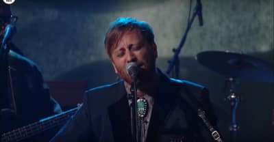 Watch Dan Auerbach Of The Black Keys Perform New Solo Music On Late Show