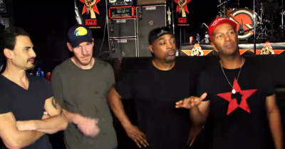Chuck D And Rage Against The Machine Are Planning Something For The Republican Convention