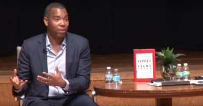 Watch Ta-Nehisi Coates explain why white people think they can rap the n-word at concerts