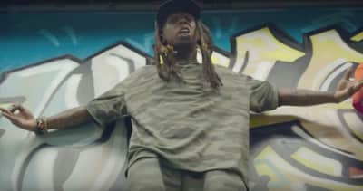 """Lil Wayne's """"Skate It Off"""" Video Features Insane Dancing From SheLovesMeechie"""