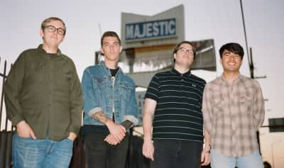 "Joyce Manor's ""Fake I.D."" Video Is Like A Really Short Pop-Punk Teen Movie"