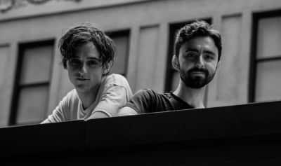 "Lionlimb debuts ""Maria,"" the Nashville rock duo's rich-sounding new single"