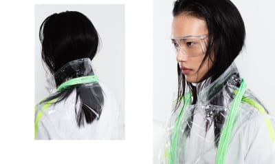 Fashion safety goggles are a thing now