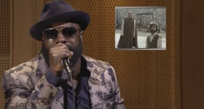 Black Thought Of The Roots Raps A Hilarious Game Of Thrones Recap