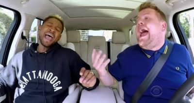 Watch Usher's Appearance On Carpool Karaoke