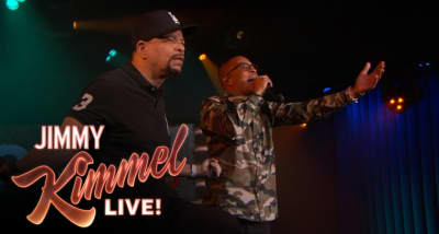 "Watch T.I. And Ice-T Perform Together As ""Ice-T.I."""