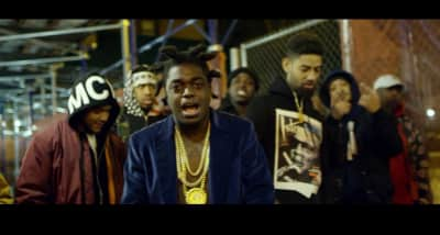 """Watch Kodak Black And PnB Rock Team Up In The """"Too Many Years"""" Video"""