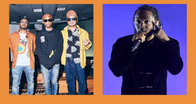 """Frank Ocean and Kendrick Lamar assist N.E.R.D. on new single """"Don't Don't Do It"""""""