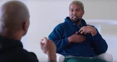 """Here are all the best """"free thoughts"""" from Kanye West's interview with Charlamagne"""