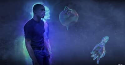"With You. And Vince Staples Share Interactive Video For ""Ghost"""