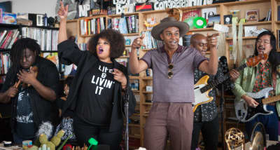 Watch Sinkane's NPR Tiny Desk Concert